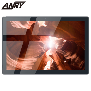 ANRY 4G Lte Android Tablet Octa Core Type-C Full Charged 2hrs 3+32GB Phablet 10 Inch Tablet Pc Dual Wifi Phablet 10.1