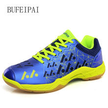 Badminton-Shoes Training Women's Lightweight BUFEIPAI EVA Non-Slip Professional Breathable