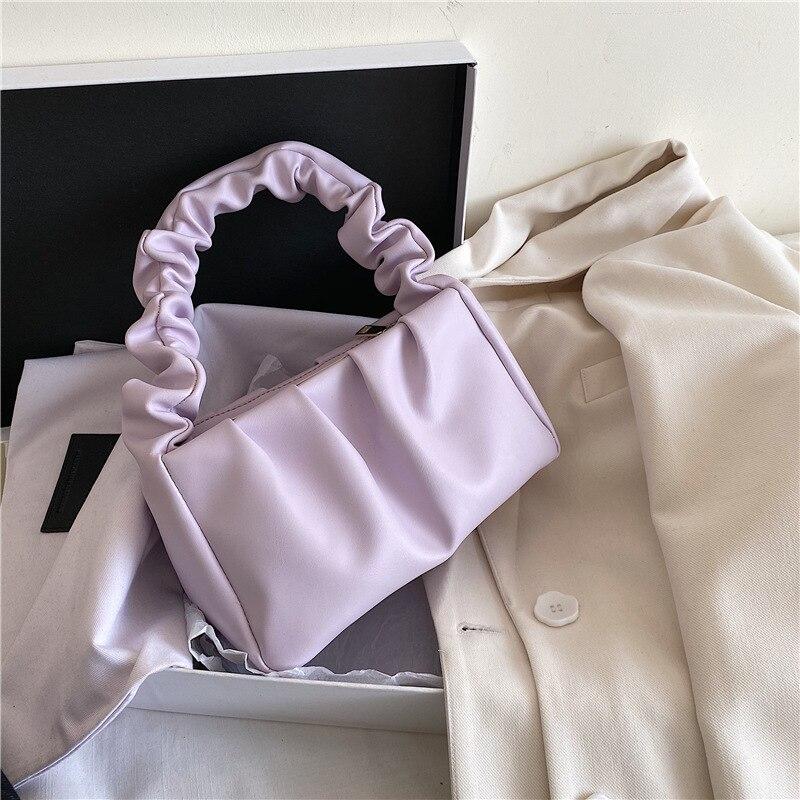 Женская летняя сумка тоут 2020, желтая мягкая кожаная сумка на плечо с галстуком бабочкой, сумка через плечо, складывающаяся сумка, женская сумка|Сумки с ручками|   | АлиЭкспресс