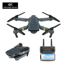 2021 novo e58 quadrotor dobrável zangão portátil zangão kit 720p/1080p/4k hd fotografia aérea rc zangão com rastreamento tiro