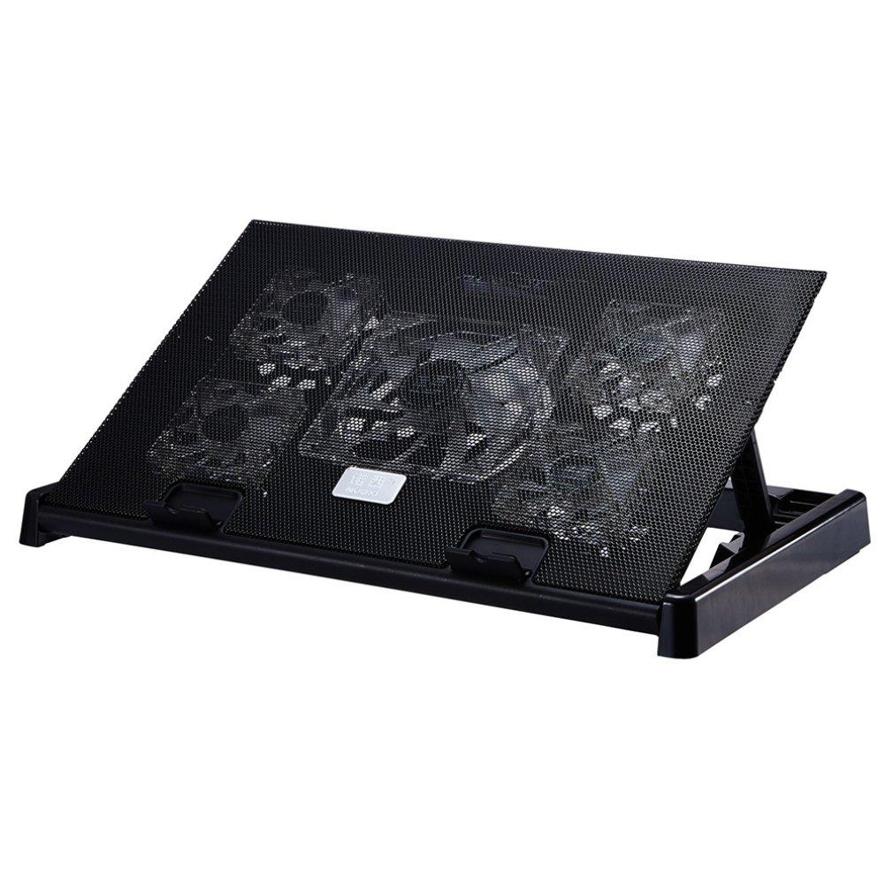 Notebook Laptop Cooler Cooling Base Skew Scheduling Air Cooling Method Adjust Bracket Multi-Level Adjustment Design
