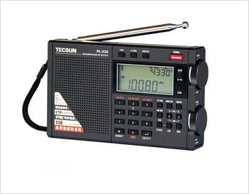 Радиоприемник TECSUN PL-330, FM/LW/SW/MW 3