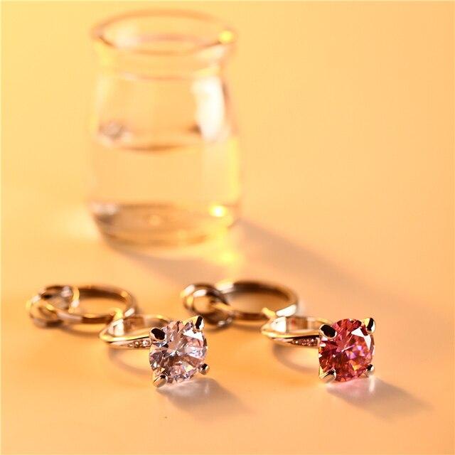 Фото брелок milesi ja029 женский в форме кольца сувенир для девушек