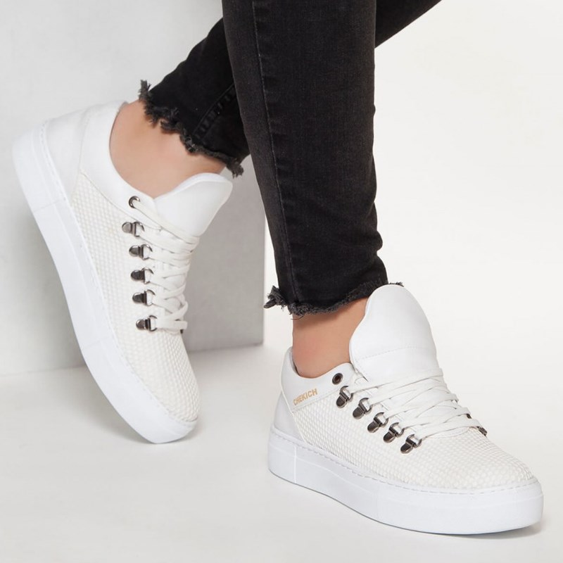 Chekich CH021 Black B.T Male Sneakers Comfortable Flexible Fashion Style Leather Wedding Classic Sneakers кеды Spring 2020