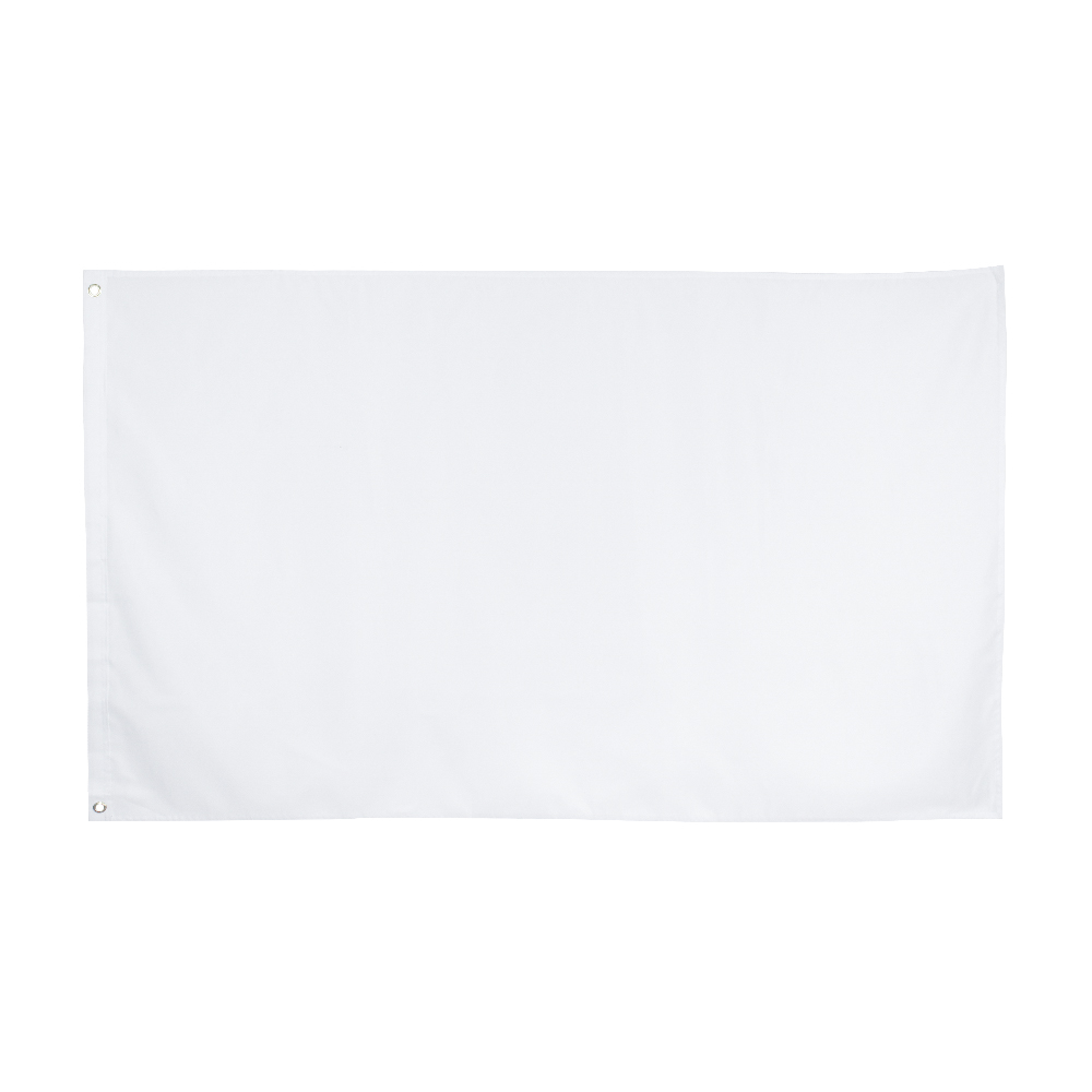 hanging 90*150cm White Flags For decoration