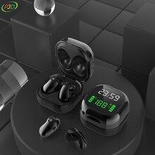S6 Plus Tws Echte Draadloze Oortelefoon Stereo 8D V5.1 Bluetooth Oortelefoon Met Microfoon Handsfree Sport Oordopjes Voor Samgsung Galaxy
