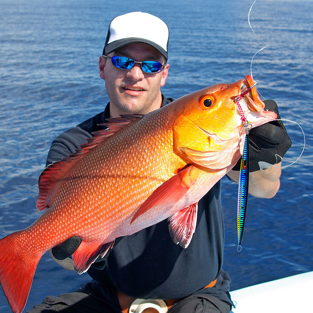 Amazing Goture Jig Fishing Lure 80g 100g 150g Metal Spoon Fishing Lures cb5feb1b7314637725a2e7: 1pc Blue|1pc Green|1pc Pink|3pcs Blue|3pcs Green|3pcs Mix|3pcs Pink