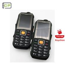 Русский Арабский дешевый кнопочный прочный двойной SIM беспроводной FM радио внешний аккумулятор фонарик SOS скоростной набор старших сотовых телефонов