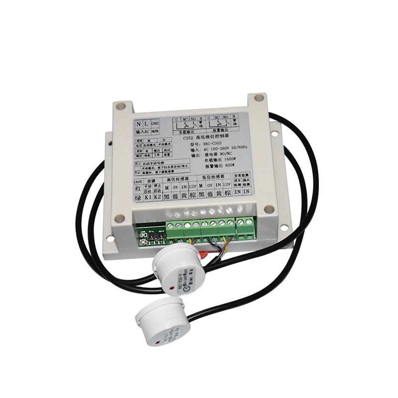 equipamento eletrico supplie nivel liquido detector inteligente 01