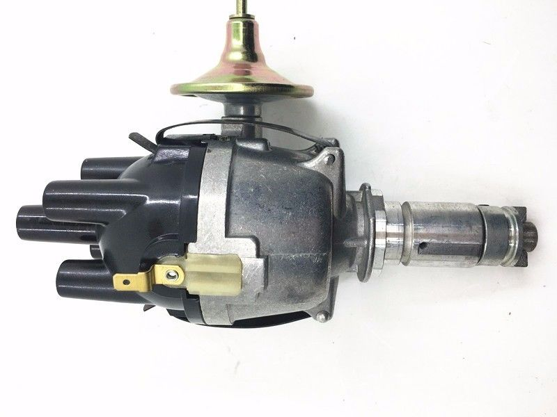 SherryBerg new Distributor replace Lucas 25D4 DDT254  40510  1H811 for MGA MGB & AH Sprite 4 Cylinders 25D4 point distributor|Distributors & Parts| |  - title=