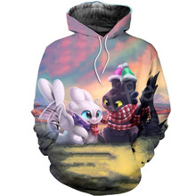 Tessffel Dragon Art Animal Harajuku MenWomen HipHop 3DPrinted Sweatshirts/hoodie/jackt/shirts Tracksuits Casual Colorful Style12