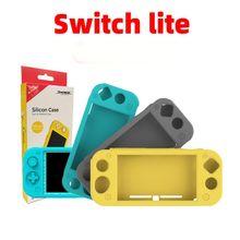Силиконовый чехол для nintendo Switch Lite, защитный чехол