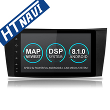 Car DVD Touch Screen Car Radio 1din Bluetooth Car Multimedia Player Stereo For Mercedes Benz CLK320 W209 W463 W219 CLS350 E350