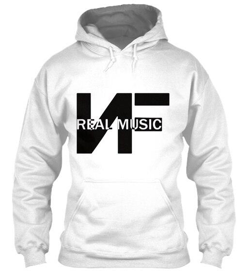 Nf Real Music Sweatshirt Hoodie  1