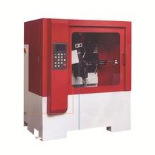 Woodworking Lathe Angle Grinding Machine Servo Swing Angle Full CNC Circular Saw Blade Front Rear Angle Gear Grinding Machine