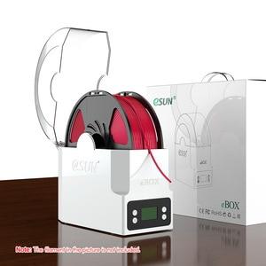 Image 5 - ESUN eBOX 3D pojemnik na włókna do drukowania pojemnik na Filament przechowywanie filamentu suchy pomiar masy filamentu