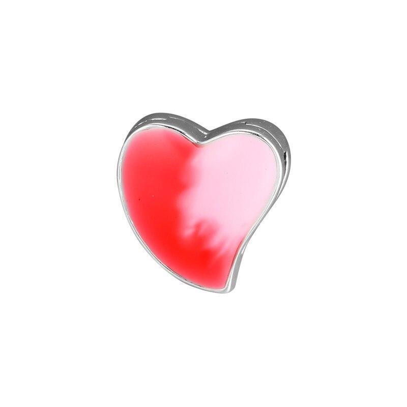 Abalorio con Clip de corazón de amor Reflexions para pulseras de Reflexions, esmalte de Color, cuentas de plata esterlina 925 DIY para fabricación de joyas ¡Oferta! 5D DIY mosaico de diamantes bordado Hada pintura de Ángel con diamantes Diamante de imitación redondo completo punto de cruz decoración del hogar diamantes de regalo