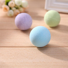 Bath Salt Ball Body Skin Whitening Ease Relax Stress Relief Natural Bubble Shower Bombs Ball Clean Spa Products