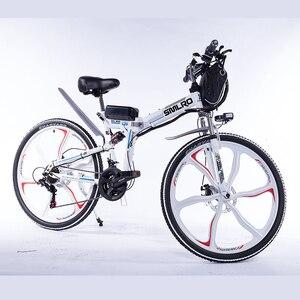 SMLRO26inch electric bike 48V