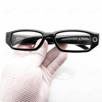 New HD 1080P Smart Mini Camera Glasses Intelligent Kamera Driving Record Glasses Outdoor Sports Glasses USB Video Camera OTG цена 2017