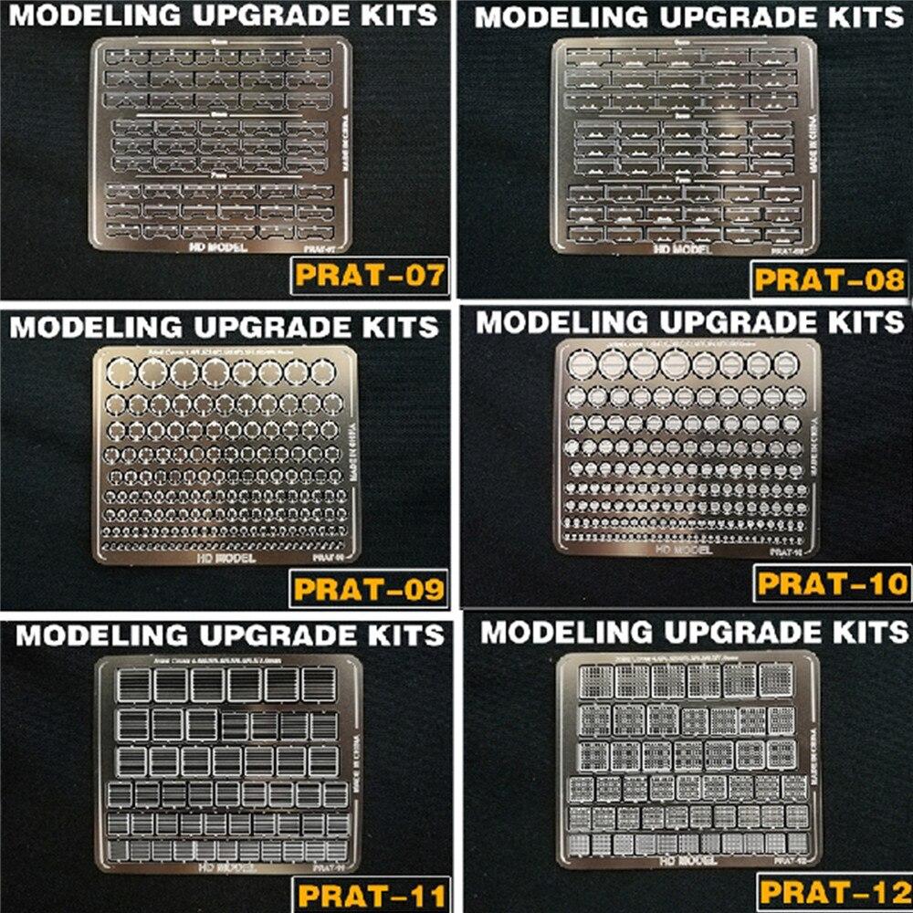 1pcs Universal Metal Etching Sheet Model Detail Modification Upgrade Kit For Gundam Model DIY Parts