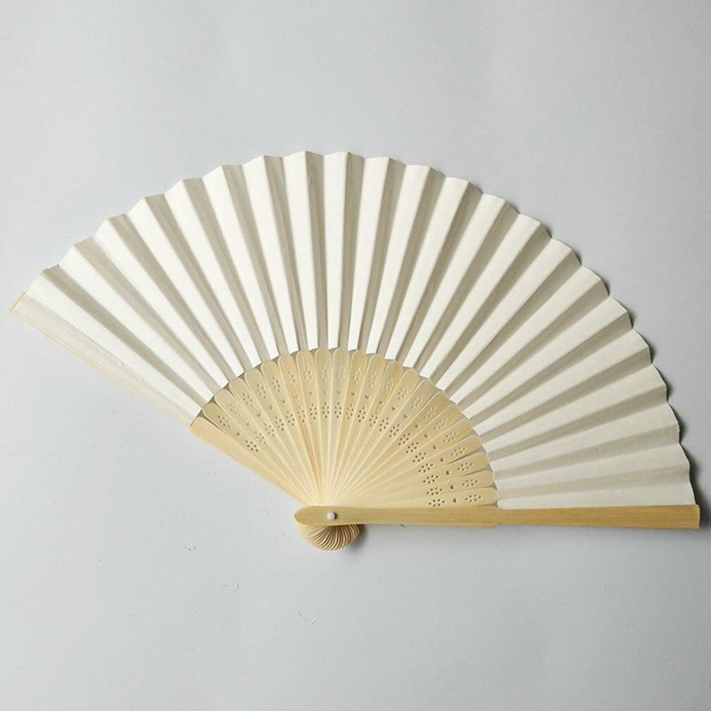 Foldable Fan Chinese Style Fan Summer Outdoor Travel Cooling Fans Folding Fan Universal Decorative Fans Home Decor