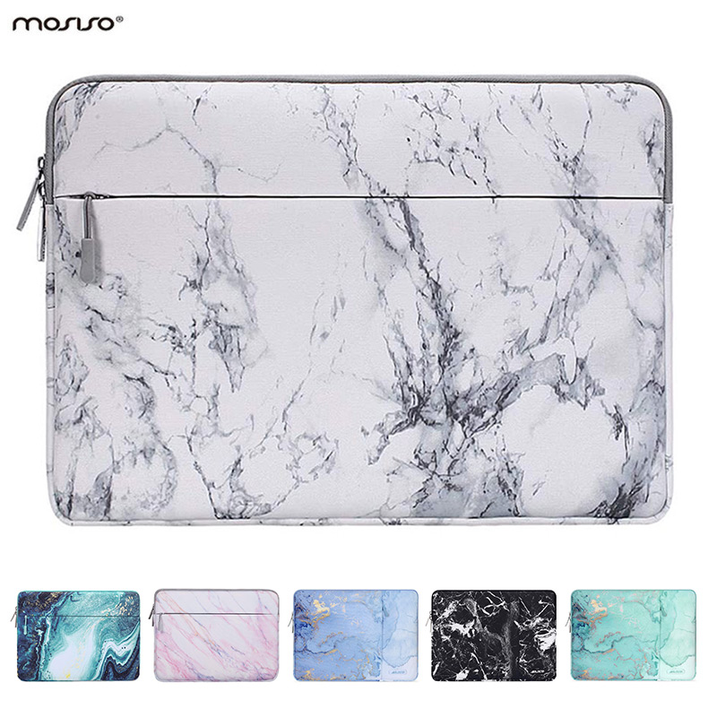 MOSISO Laptop-Sleeve-Bag Canvas-Cover Macbook Notebook-Pro Acer Lenovo 15inch Surface