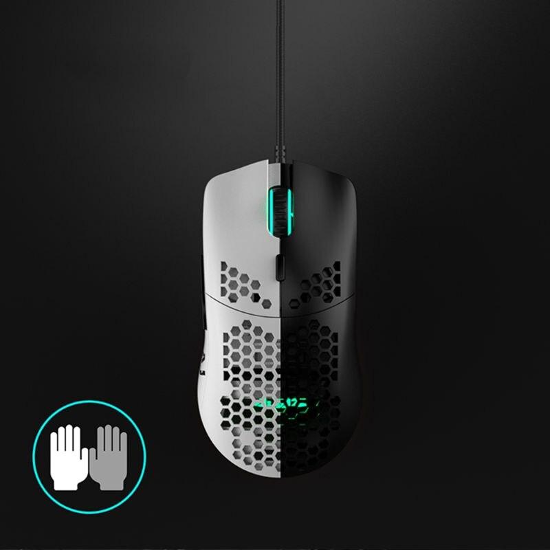 gaming mouse 6 dpi ajustável 7 teclas