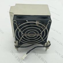 Рабочий 463990-001 для Z600 Z800 рабочая станция процессор радиатор и вентилятор в сборе