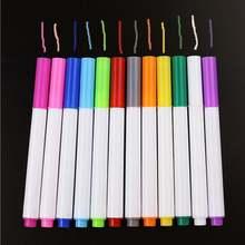 12 шт белая жидкая ручка для рисования Водорастворимая