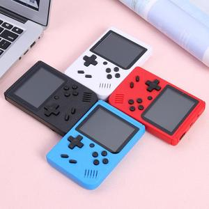 Image 2 - 3 inch Color Screen Retro Handheld Game Console Built in 400 Classic Games 8 Bit Gaming Player Controller Devices for FC Games