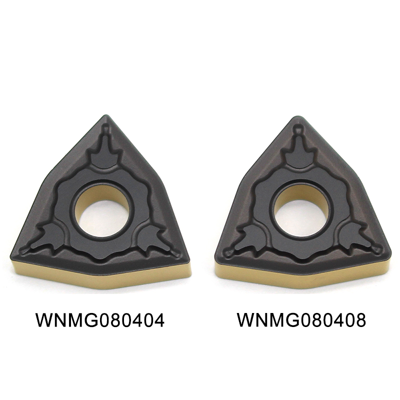 WNMG080404 PM PC4225 WNMG432 Lathe Tools High Quality Carbide Inserts Metal Turning Tool Lathe Cutter Tool CNC WNMG080404