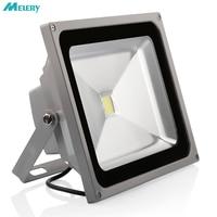 Proyector de luz LED impermeable para exteriores, lámpara de pared para jardín, patio, cuadrado, 20W, 30W, 50W, 100W, 200W, IP66, 85-265V