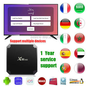 SSmart-Iptv Dutch Ger...
