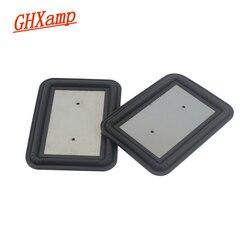 GHXAMP 125*90mm głośnik zwiększa bas membrany głośnik niskotonowy płyty wibracyjne niskiej częstotliwości 2 sztuk w Akcesoria do głośników od Elektronika użytkowa na