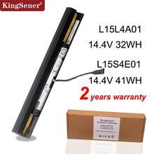 KingSener L15L4A01 L15S4A01 סוללה עבור Lenovo Ideapad V4400 300 14IBR 300 15IBR 300 15ISK 100 14IBD 300 13ISK L15M4A01 L15S4E01