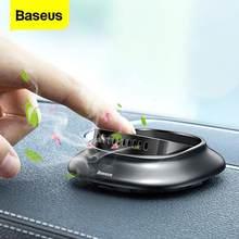 Baseus araba parfüm hava spreyi aromaterapi Dashboard hava çıkış katı araba parfüm difüzör araba aksesuarları iç