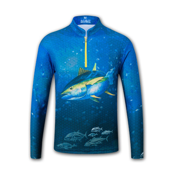 Breathable Fishing Shirt Quick Drying Daiwa Clothing Outdoor Mountaineer Kleding Anti-UV Long Sleeve Suit Jacket For Fish Dawa фото