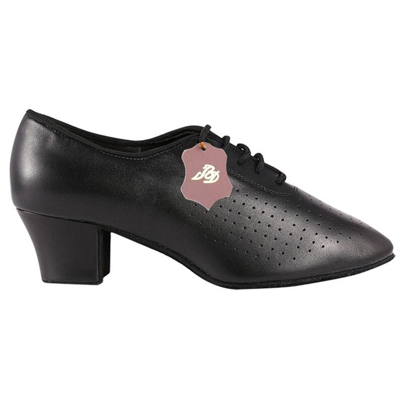 Dancesport Shoe BD Dance T1 Women Teaching Dance Shoes Canvas Ladies Dancing Shoes Ballroom Standard Shoes
