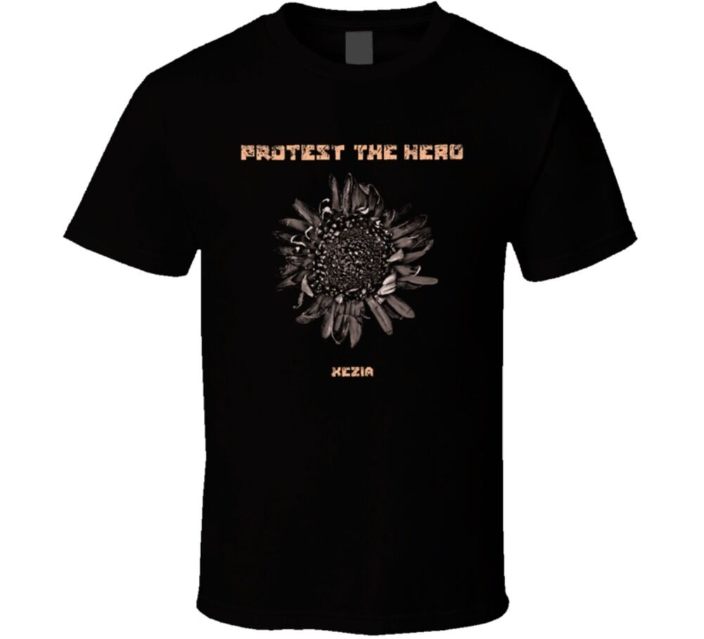 <font><b>Protest</b></font> The Hero Kezia Album Cover 1 T Shirt image