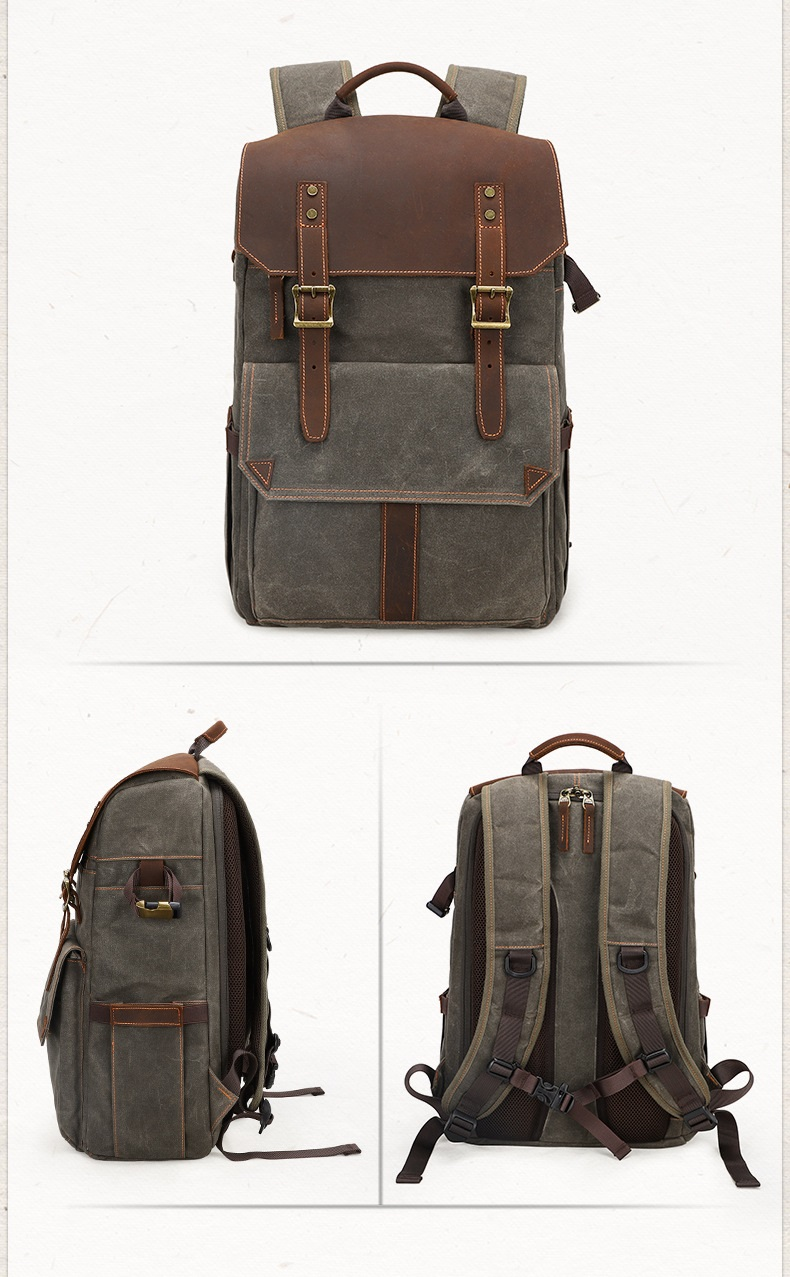 ALGONGUIN TRAVEL BEST CAMERA rucksack