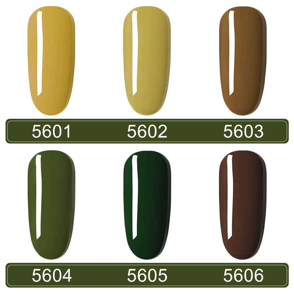 Elite99 10ML Avocado เจล UV LED เล็บสำหรับเล็บเจล Lacquer กึ่งถาวรเจลสีเล็บออกแบบ DIY เครื่องมือ