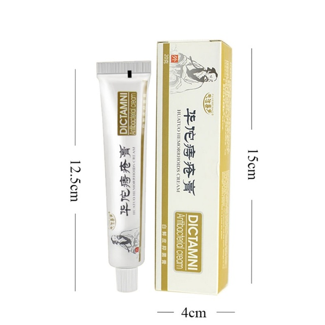 Hemorrhoids Ointment Chinese Cream Powerful Hemorrhoids Cream Internal Hemorrhoids Piles External Anal Fissure medical plaster 5