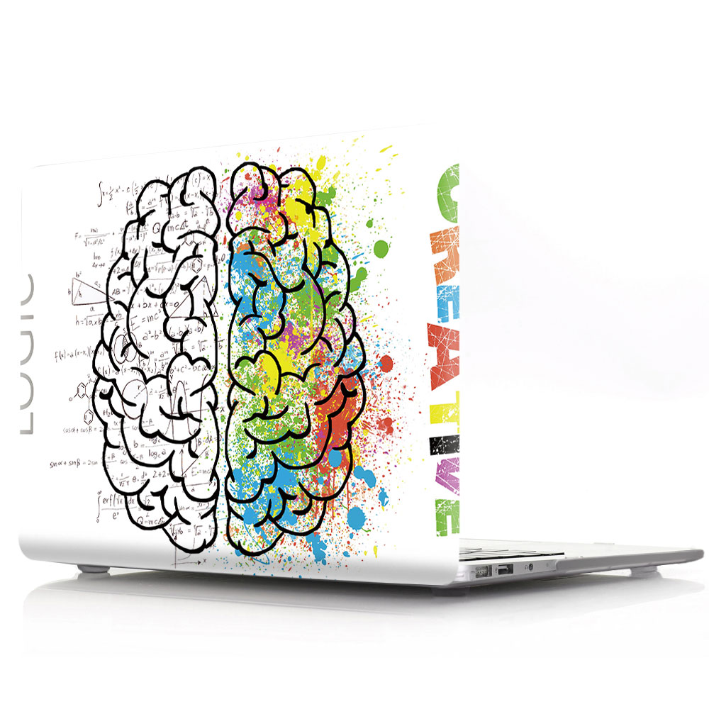 Brain Painting Case for MacBook 130