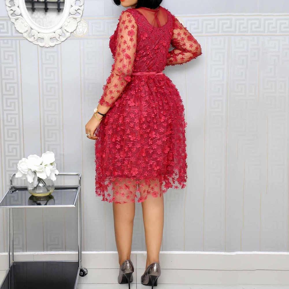 Retro Schwarz Frauen EINE Linie Kleid Afrikanischen Stil 2020 Sommer Elegante Dame Arbeitskleidung Abendessen Midi Kleid Robe Femme Vestiods Plus 4xl