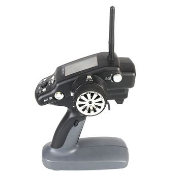 цена на P33 Remote Control for Wltoys A959 A969 A979 K929-B 12428 K949 RC Model Cars Spare Parts