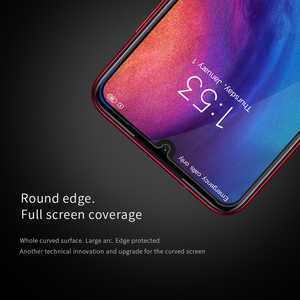 Image 4 - For Xiaomi Redmi Note 7 Pro Glass Nillkin XD CP+ Max Full Cover 3D Tempered Glass Screen Protector for Redmi Note7 note 7S film