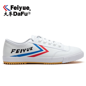 Image 5 - DafuFeiyue 331 שאולין קונג פו בד נעלי מקורי גברים נשים נעלי גופר נעלי ספורט מזדמנים לנשימה מגמת החלקה נעליים