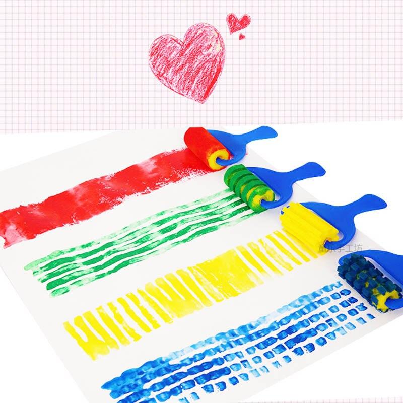 para Crianças Crianças Fontes Da Arte 31 pçs set