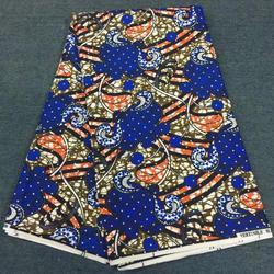 Prawdziwa tania tkanina brokatowa ankara z poprawką dżetów chiny 6 jardów wzory typu african wax tkanina z kamieniem na imprezę